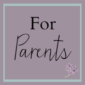 For Parents Home Page