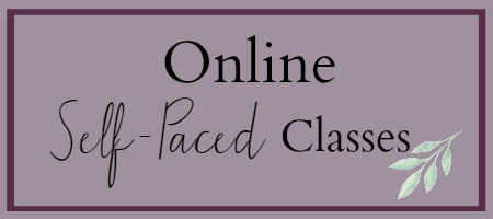 Online Self-Paced Classes