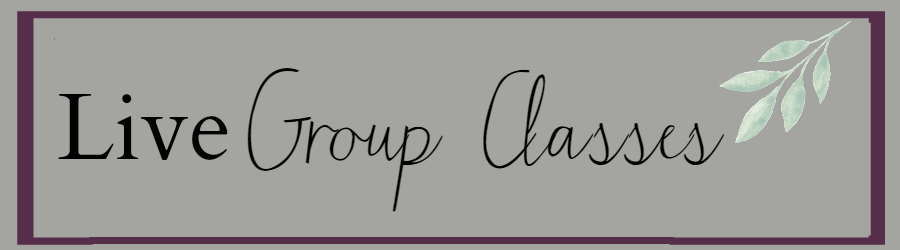 Live Group Classes