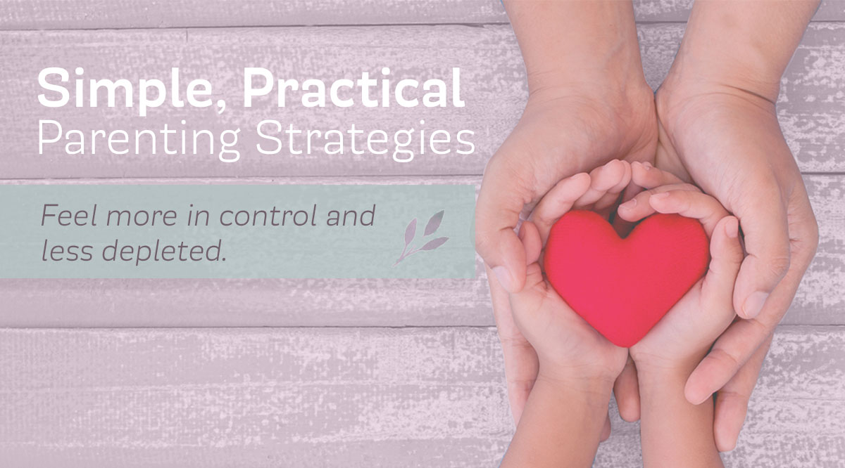 Rachel Bailey - Simple, Practical Parenting Strategies - Feel more in control and less depleted. Get the parenting help you need.