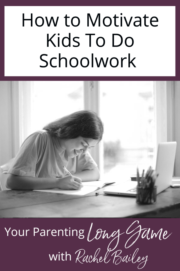 How to Motivate Kids to Do Schoolwork
