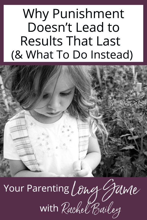 Why Punishment Doesn't Lead to Results That Last